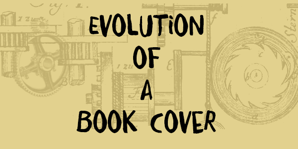 Evolution of a book cover