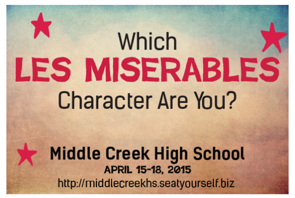 Which Les Miserables Character Are You?